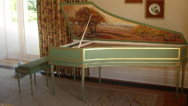 French Musical Instruments - Harpsichord Maker UK